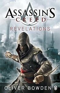 Revelations: Assassin's Creed Book 4-Oliver Bowden
