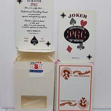 Arizona Charlies Hotel Casino Playing Cards Las Vegas Used PGG Hoyle USA