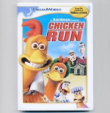 Chicken Run G stop-motion animated family movie new Dvd Julia Sawalha Mel Gibson