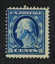 CKStamps: US Stamps Collection Scott#378 5c Washington Unused NG