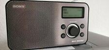 Sony XDR S60 DBP Digitalradio DAB/ DAB+/ UKW-Tuner