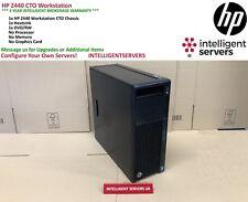 HP Z440 CTO Workstation, No CPU, No RAM, No Graphics Card