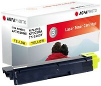 AgfaPhoto APTK5140YE Toner Yellow Pages 5.000 Replaces TK-5140Y ~E~