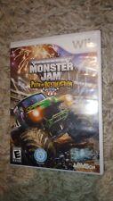 Monster Jam: Path of Destruction (Nintendo Wii, 2010) *****LN*****COMPLETE*****