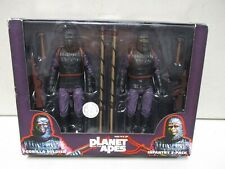 2014 Neca Planet of the Apes Gorilla Soldier and Infantry