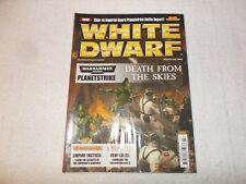 White Dwarf Magazine Issue 355 July 2009 Warhammer Planetstrike Empire Tactica