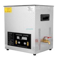 15L machine à laver NETTOYEUR A ULTRASONS PROFESSIONNEL INOX NETTOYAGE ULTRASON