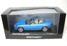 Jaguar XK Convertible (Sky Blue) 2006 -1:43 Minichamps