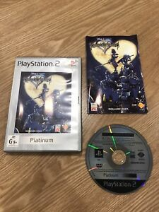 Kingdom Hearts - Sony Playstation 2 Ps2 - Complete