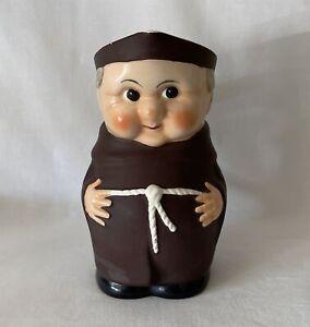 Vintage 20cm Goebel Hummel S141/3 Friar Tuck Monk Milk / Water Jug c1950's-60's