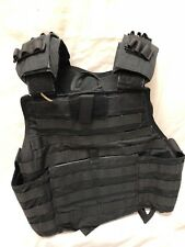 Eagle Industries Releasable Plate Carrier w/Cummerbund Black L/XL CIRAS