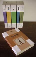 GUARESCHI - 6 VOLUMI - Libero editore - Anno 2007