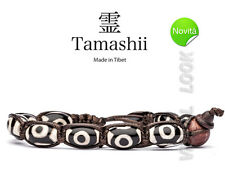 BRACCIALE ORIGINALE TIBETANO TAMASHII BKRA SHI (Simbolismo) SALUTE