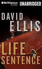 Life Sentence by David Ellis (2012, CD, Unabridged)