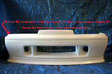 FULL SET OF GROUP A SS  WALKINSHAW BODY KIT SUIT HOLDEN VL COMMODORE SEDAN
