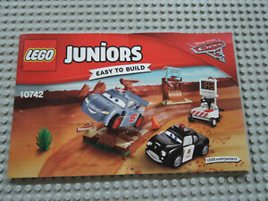 LEGO Bauanleitung / Instruction Juniors 10742