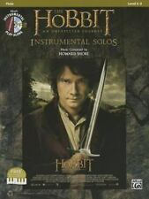 The Hobbit -- An Unexpected Journey Instrumental Solos: Flute (book & Cd) (po...