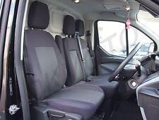 Ford transit custom housses de siège 2+1 avec déroulante table - 3
