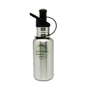 Ripuri Stainless Steel Water Filteration Filter Bottle NSF Certified 600ml