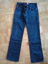 superedle HUGO BOSS Jeans schwarz Gr. W 32 / L 34