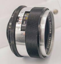 Yashica Yashinon-DX 50mm F2.0 Pentax M42 Screw Lens For SLR/Mirrorless Cameras