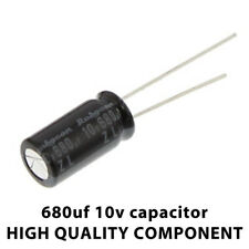Hotpoint  Washing Machine PCB C17 680uf 10v capacitor with Free Fitting Video