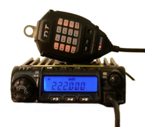 TYT TH-9000D 220-260MHz 200 Channels Mobile Radio with USB cable    US Seller