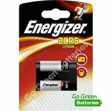 1 x Energizer 2CR5 6V Lithium Photo Battery DL245 245