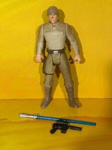 Star Wars - Power of the Force Loose - Luke Skywalker (Bespin Gear)