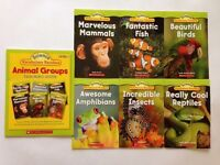 Animals Science Childrens Books Leveled Readers Level J-K Teaching Guide