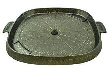 Joyme Korean BBQ Grill Plate Non Stick Marble Coating Butane Gas Stove Pan Plate