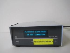 ScaleTronix Digital Infant Lab Scale Module Model 4002 Controller Display Used