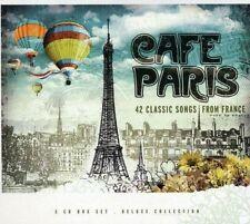 CD de musique en coffret édition de luxe various