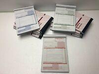 20 Blocchi Documento di Trasporto formato 22.5 x 14.8 cm 50 moduli a 3 copie