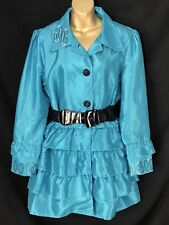 Equine Artwear Western Pleasure Show Shirt Jacket Horsemanship Showmanship Med