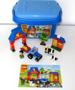 Lego 4626 Farm Construction Set - Complete , No Box ,Good Conditon