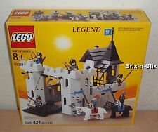 LEGO 10039 LEGEND Castle Black Falcon's Fortress 2002 Sealed Brand NEW USA!