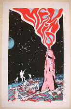 2004 The Melvins - Tempe Silkscreen Concert Poster S/N by Jeff Kleinsmith