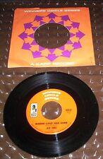 Jack Jones 45 rpm Kapp Records # KJB-62  Where Love has Gone     Winners Circle