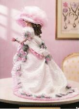 """Nrfb $500 Franklin Mint Maryse Nicole Southern Belle Doll 20"""" All Porcelain +Coa"""