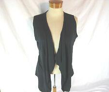 Stunning Sz S 8 10 12 David Lawrence Designer Charcoal Vest