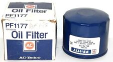Engine Oil Filter ACDelco PF1177 Replace Fram PH3950 WIX 85381 Purolater L10193