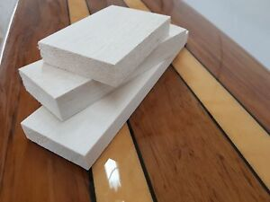 Balsa wood sanding block