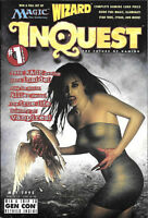 InQuest Magazine set Issues #1-2  Brand New nm 1995 MTG Wizard's WOTC H27