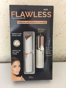 Finishing Touch Flawless Lighted Facial Hair Remover