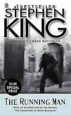 The Running Man by Richard Bachman and Stephen King (2009, Paperback)