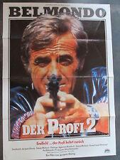 DER PROFI 2 - Filmplakat A1 - Jean-Paul Belmondo - Jacques Deray