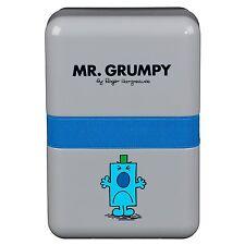 Mr. Grumpy Lunchbox  Grey #370835