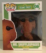 FUNKO POP N° 6 Sesame Street: SNUFFLEUPAGUS TRES GRANDE FIGURINE