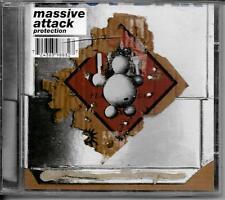 CD ALBUM 10 TITRES--MASSIVE ATTACK--PROTECTION--1994